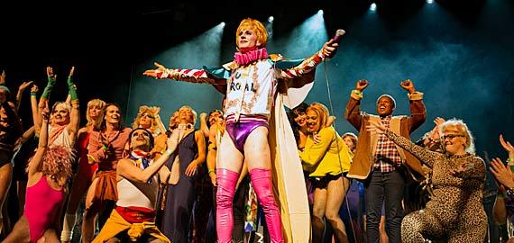 Jonny Woo's Un-Royal Variety by Angus Stewart